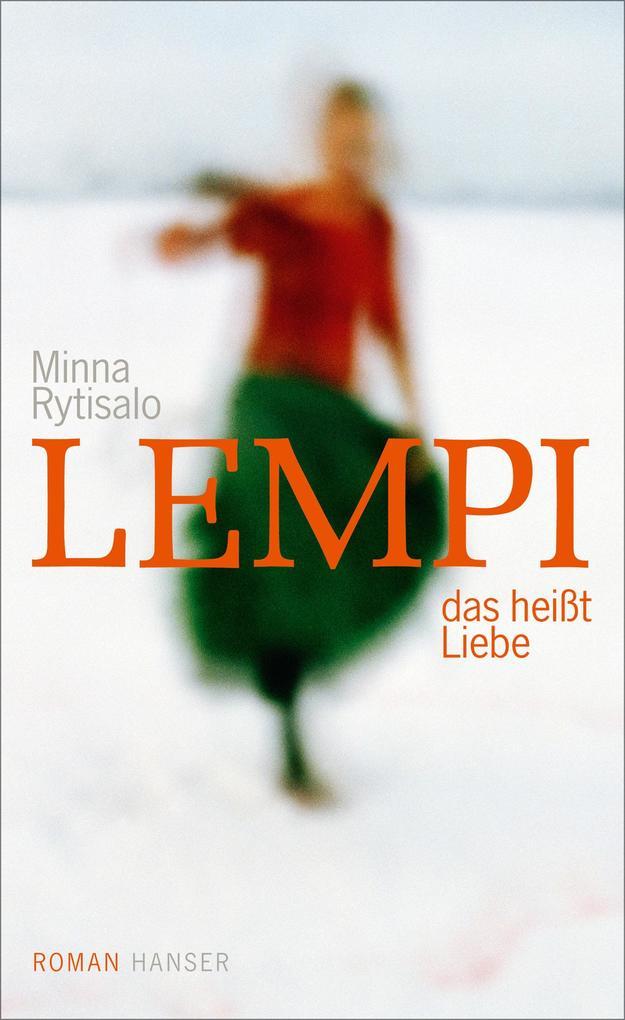 Lempi, das heißt Liebe als Buch (gebunden)