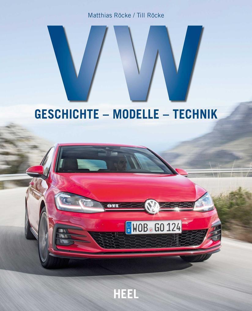 VW als Buch (gebunden)