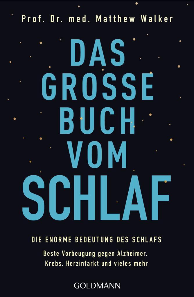 Das große Buch vom Schlaf als eBook epub