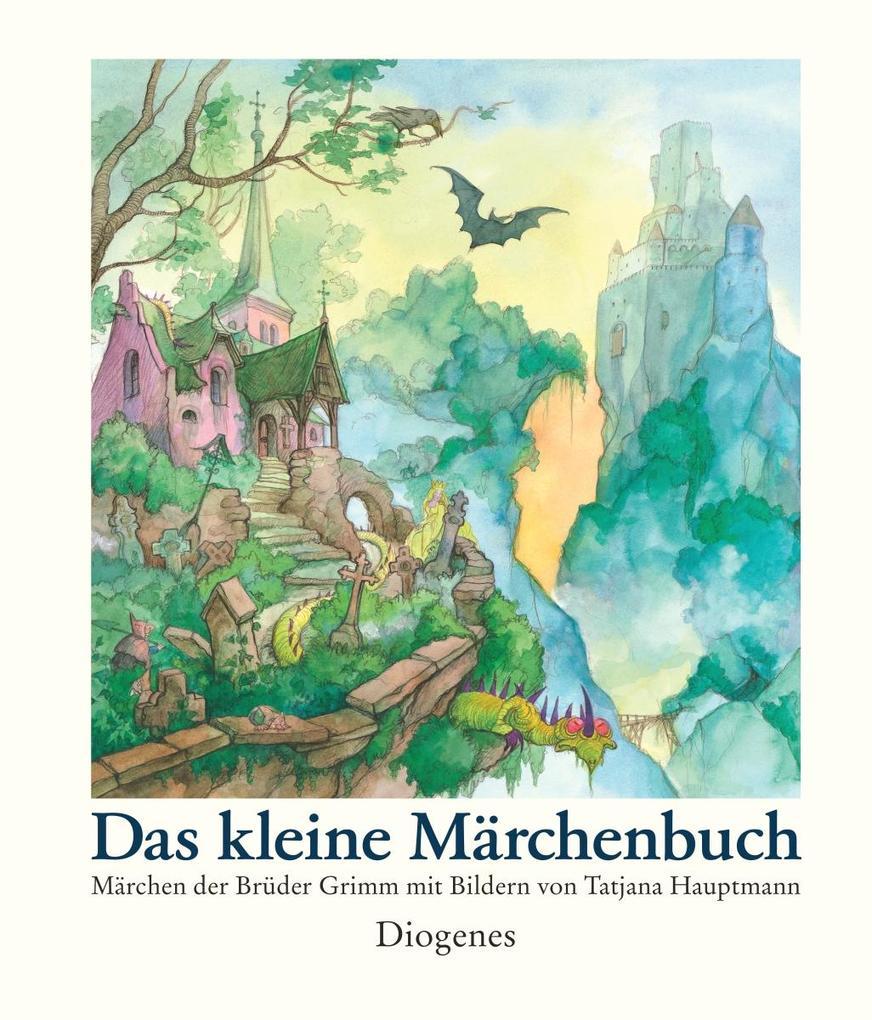 Das kleine Märchenbuch als Buch (gebunden)
