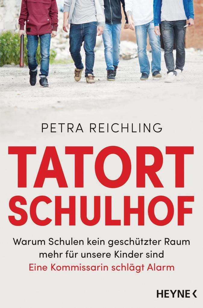 Tatort Schulhof als Buch