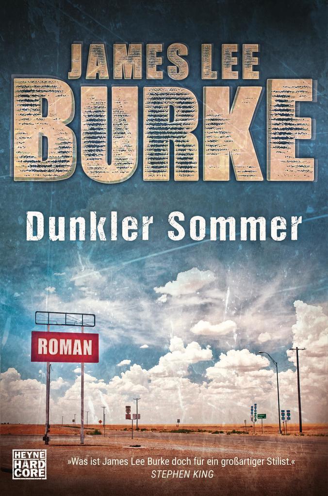 Dunkler Sommer als Buch (kartoniert)