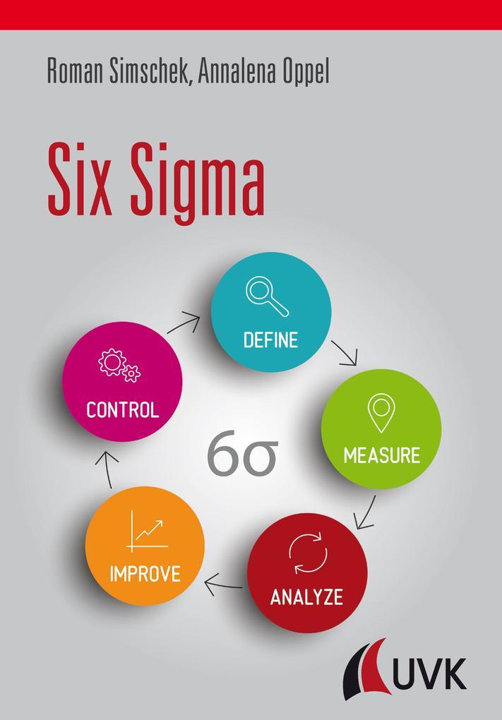 Six Sigma als eBook epub