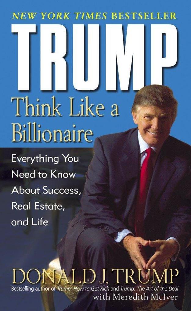 Think Like a Billionaire als Taschenbuch