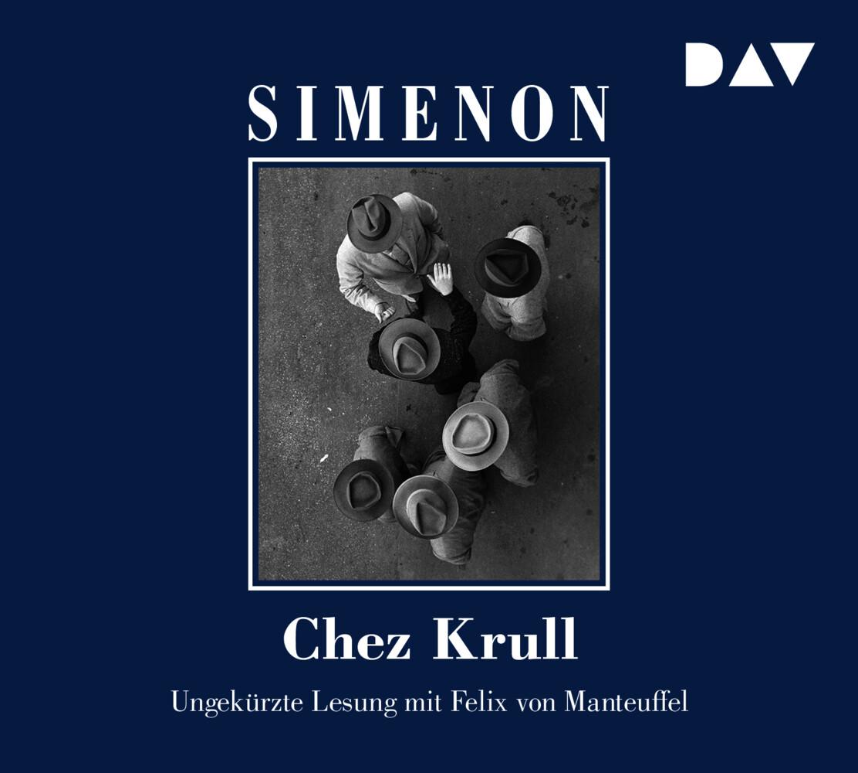 Chez Krull als Hörbuch CD