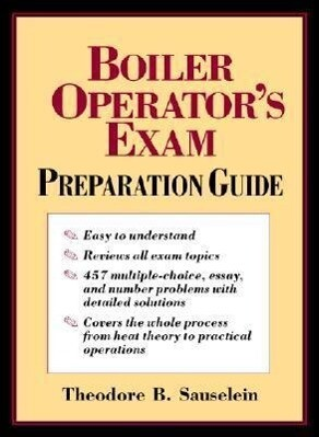 Boiler Operator's Exam Preparation Guide als Buch (gebunden)