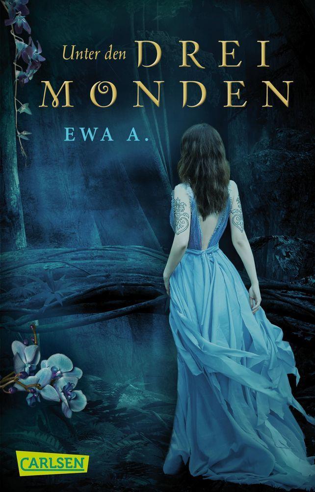 Unter den drei Monden (Die Monde-Saga 1) als Taschenbuch