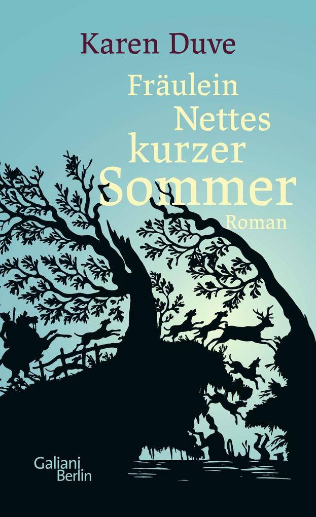Fräulein Nettes kurzer Sommer als Buch (gebunden)