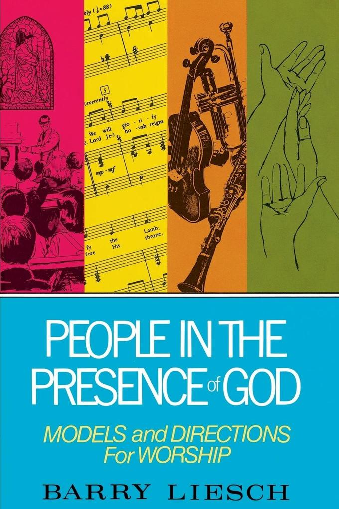 People in the Presence of God als Taschenbuch