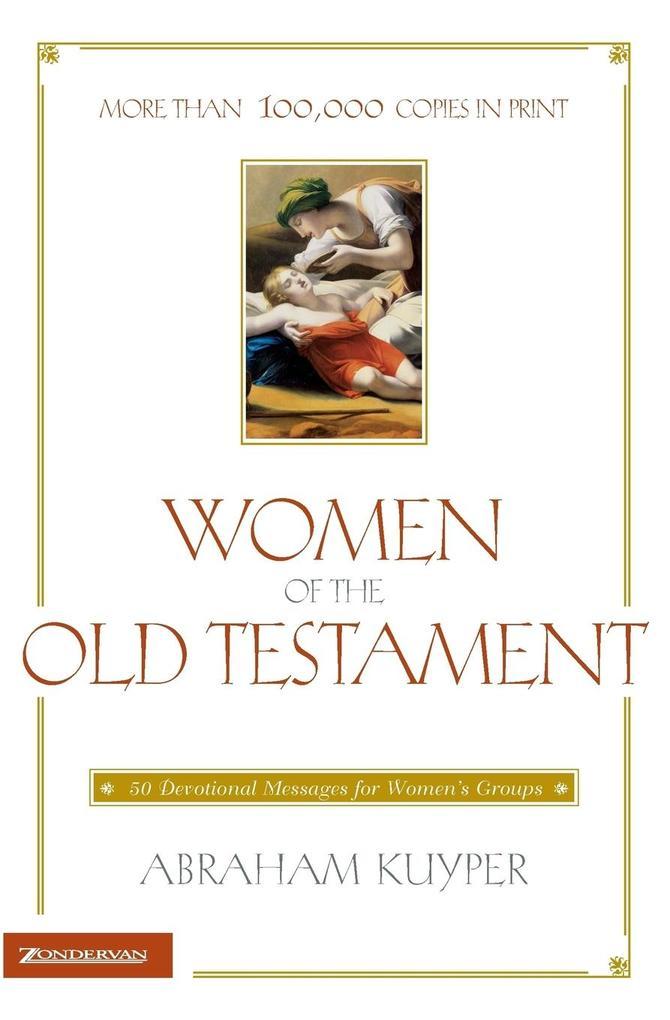 Women of the Old Testament als Taschenbuch