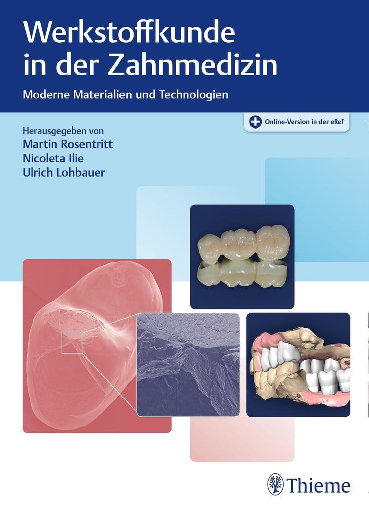 Werkstoffkunde in der Zahnmedizin als eBook epub