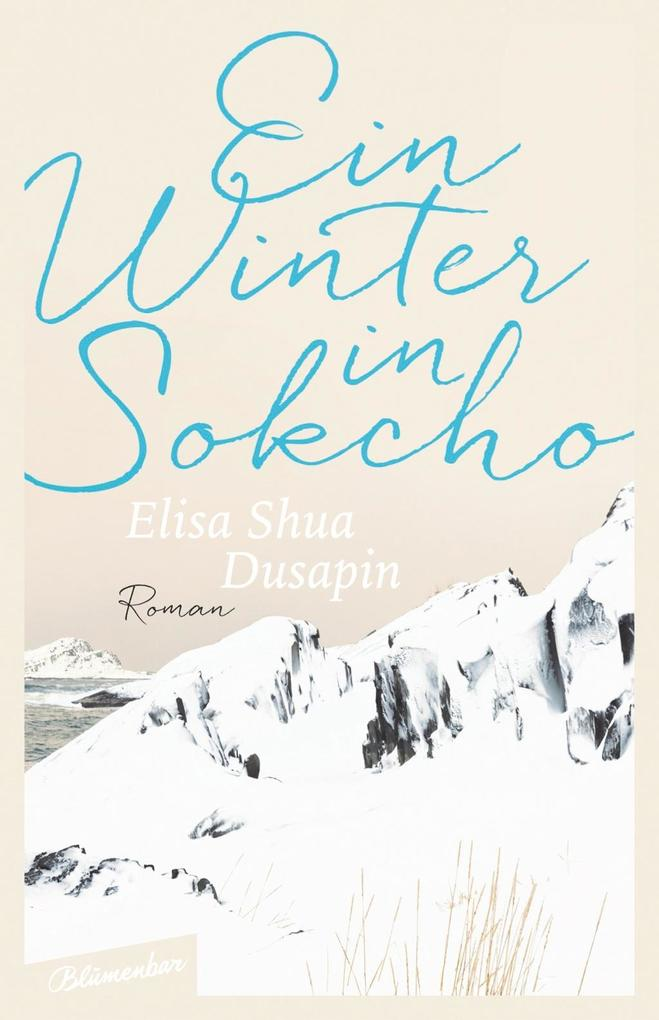 Ein Winter in Sokcho als eBook epub