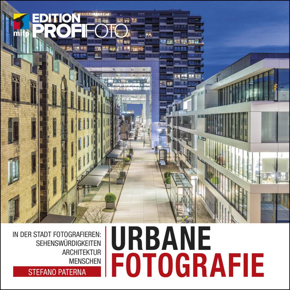 Urbane Fotografie als Buch (kartoniert)