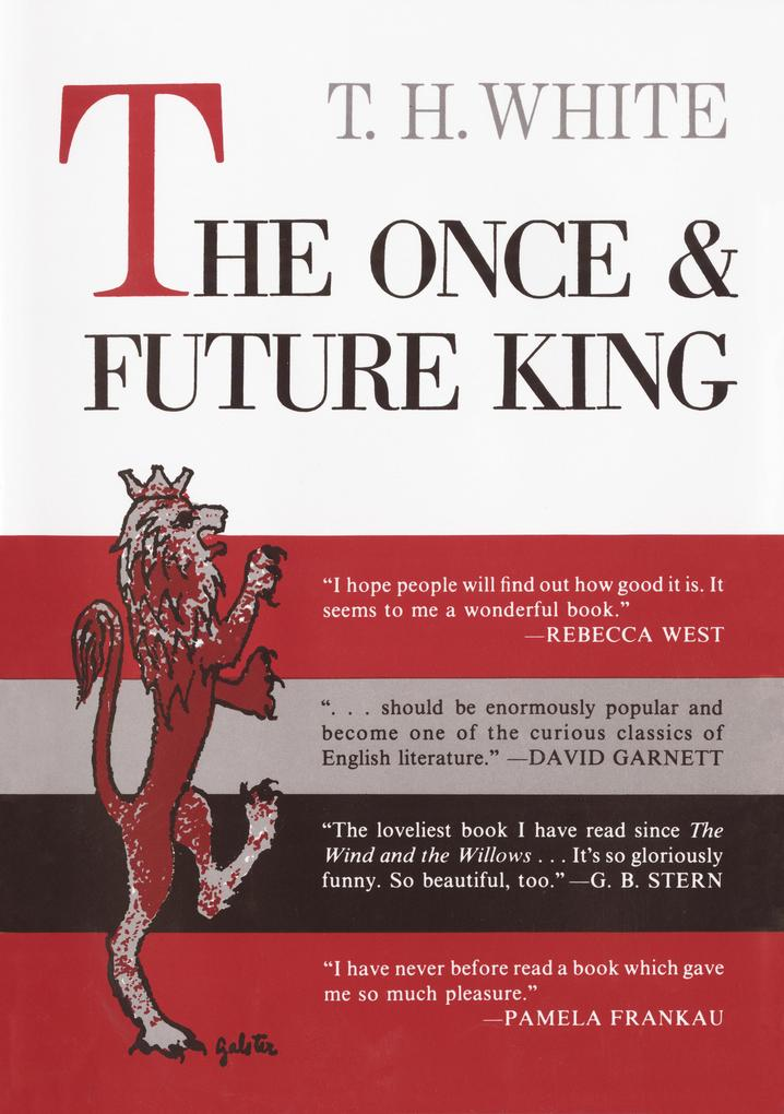 The Once and Future King als Buch (gebunden)