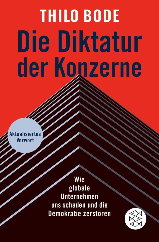Die Diktatur der Konzerne als eBook epub