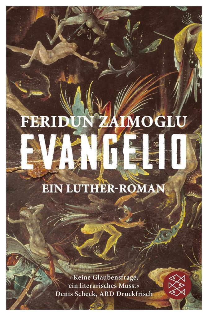 Evangelio als Taschenbuch