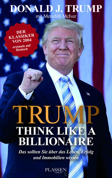 Trump: Think like a Billionaire als Buch (gebunden)