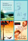 Nora Roberts - Heiße Nächte, sehnsuchtsvolle Tage (3in1-eBundle)