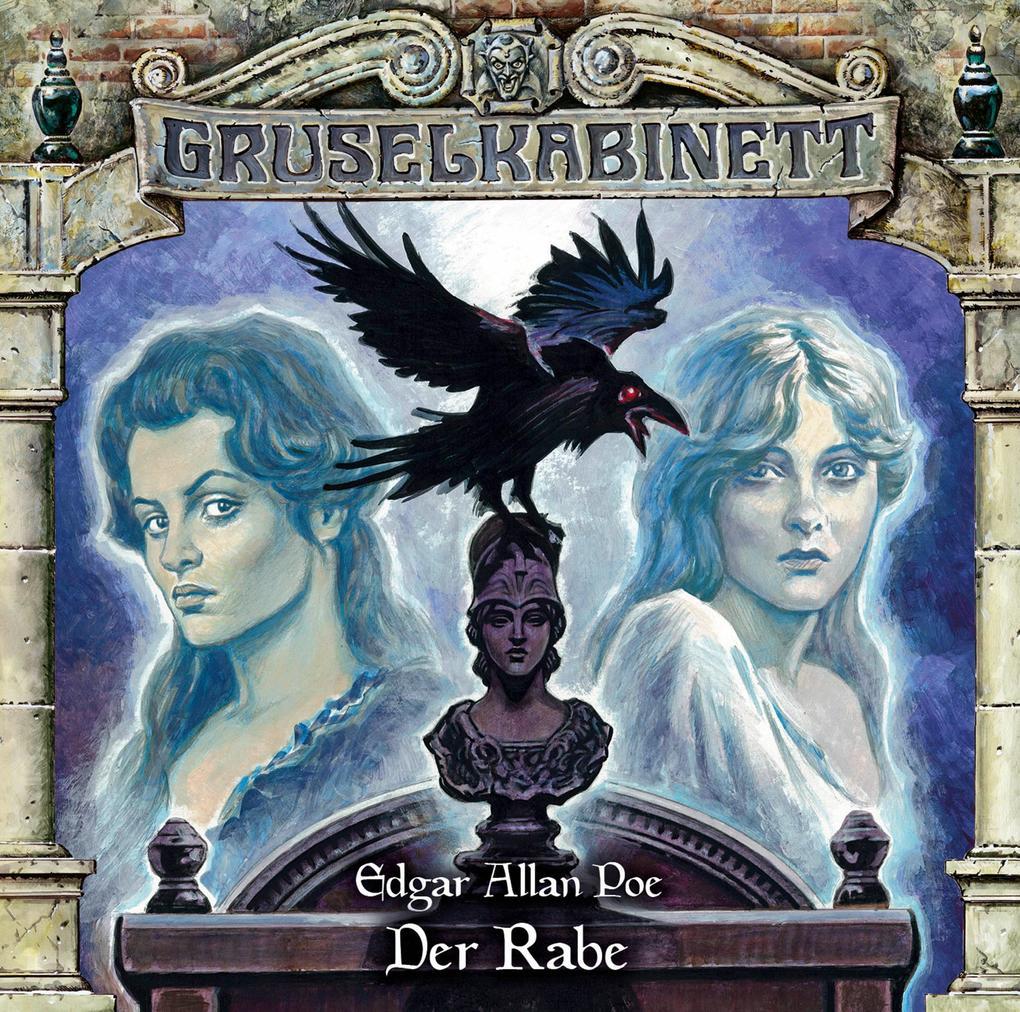 Gruselkabinett - Der Rabe Folge 139 als Hörbuch