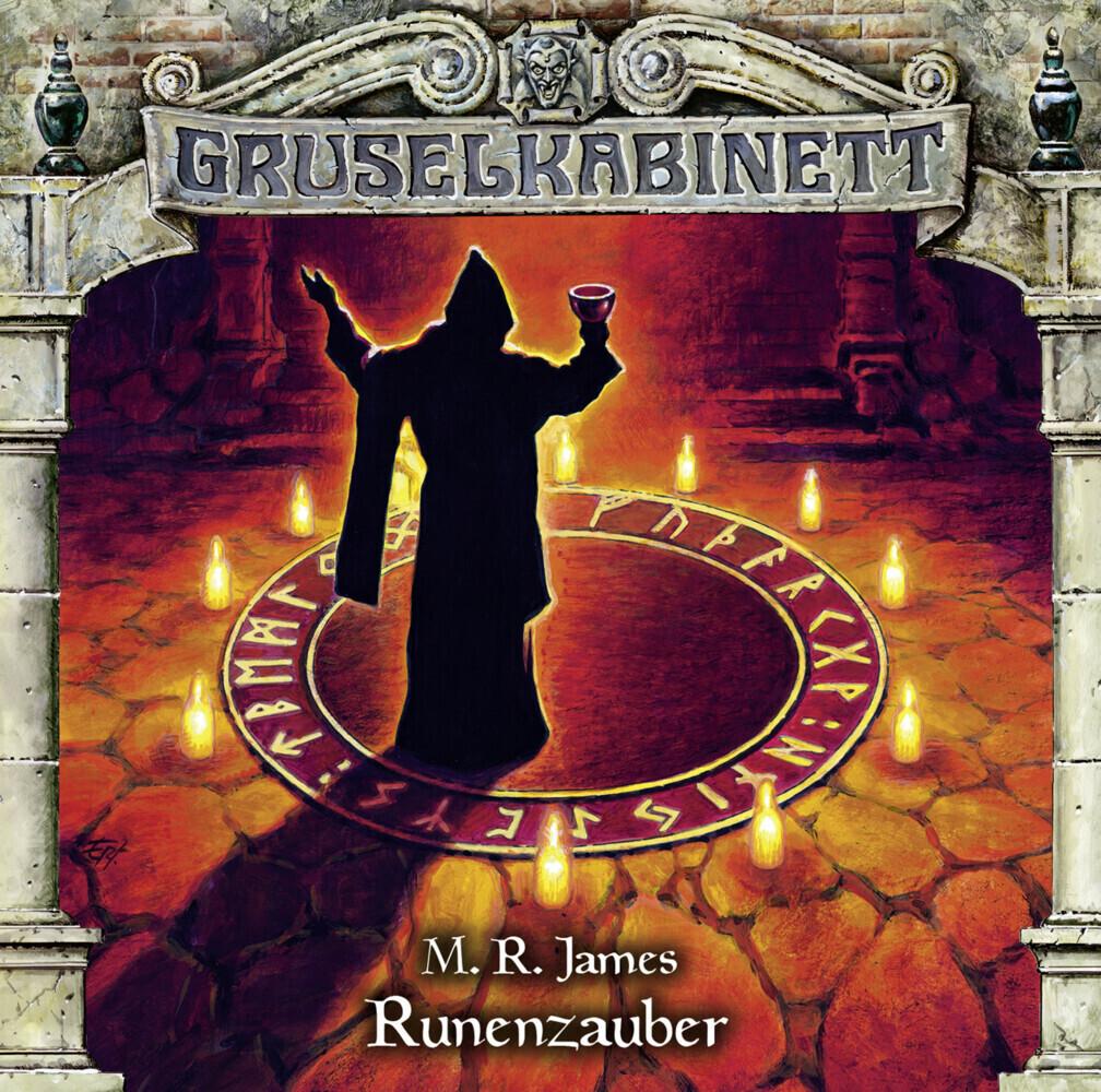 Gruselkabinett - Folge 140 - Runenzauber als Hörbuch CD