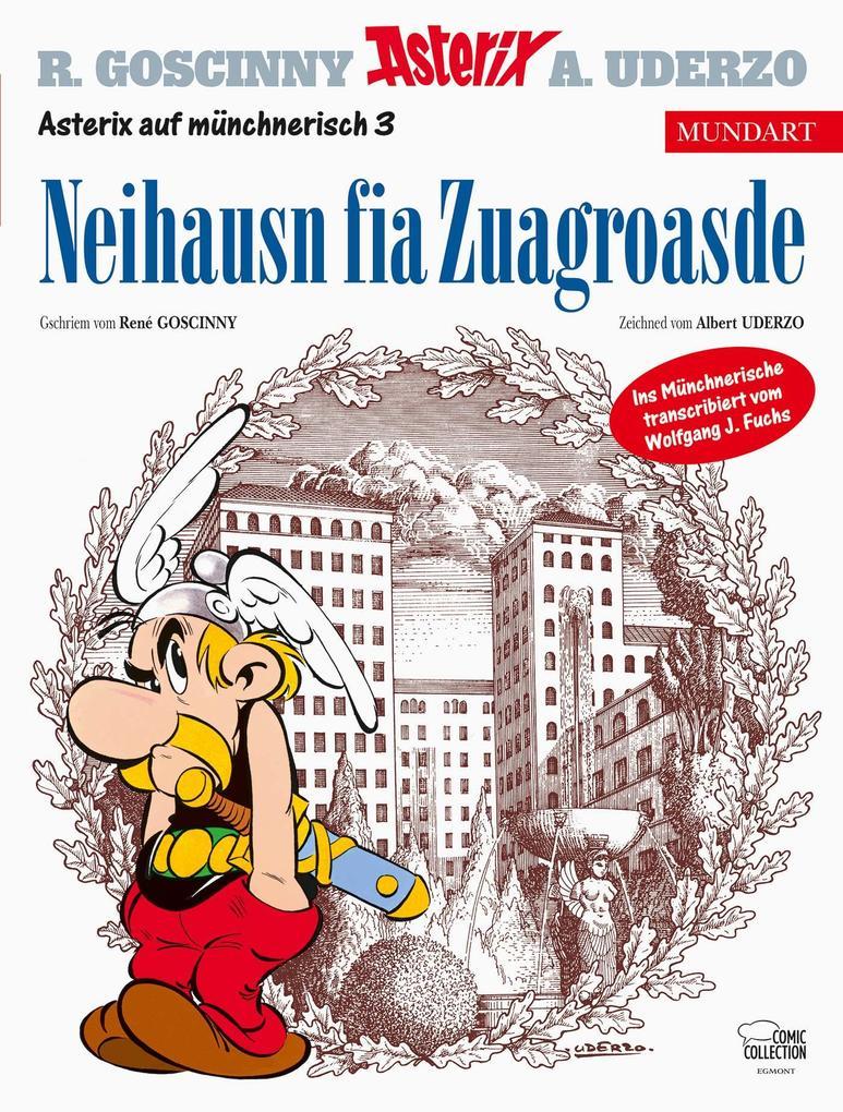 Asterix Mundart Münchnerisch III als Buch (gebunden)