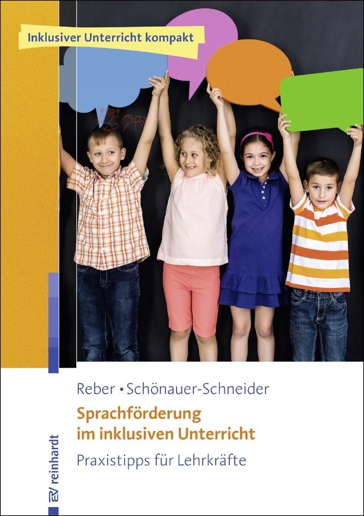 Sprachförderung im inklusiven Unterricht als eBook epub