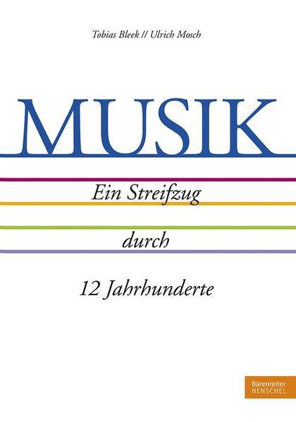 Musik als Buch (gebunden)