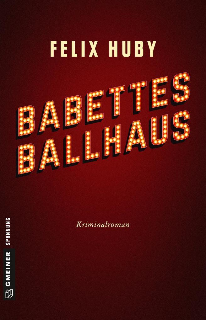 Babettes Ballhaus als Taschenbuch