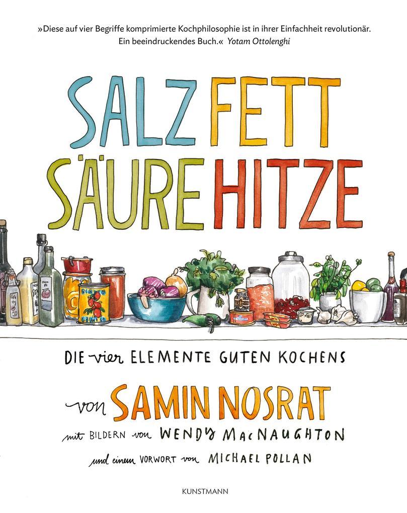 Salz Fett Säure Hitze als Buch (gebunden)