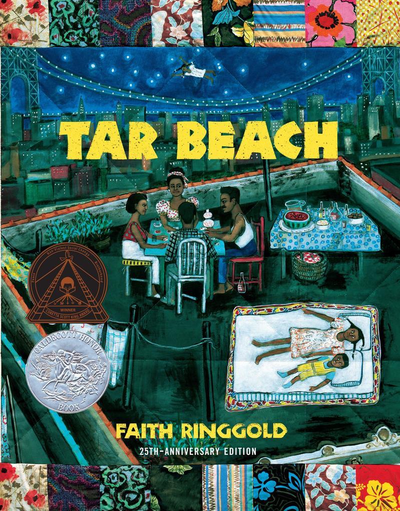 Tar Beach als Buch (gebunden)