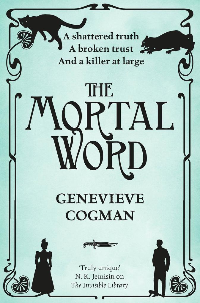The Mortal Word als Taschenbuch