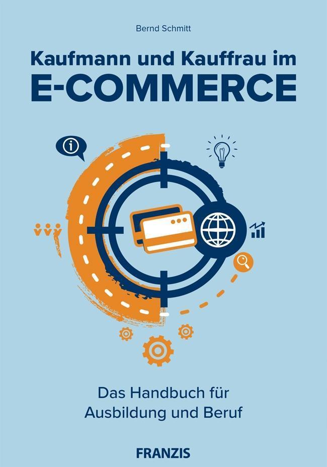 Kaufmann und Kauffrau im E-Commerce als Buch