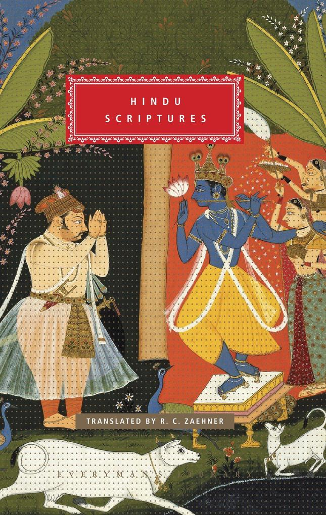 Hindu Scriptures als Buch (gebunden)