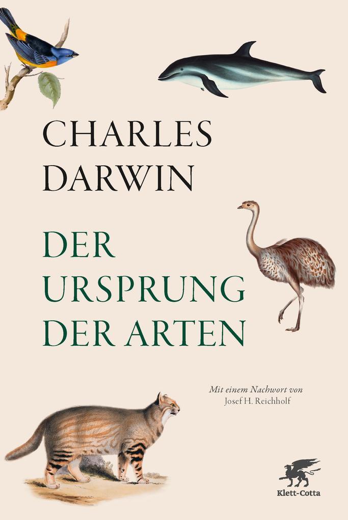 Der Ursprung der Arten als eBook epub