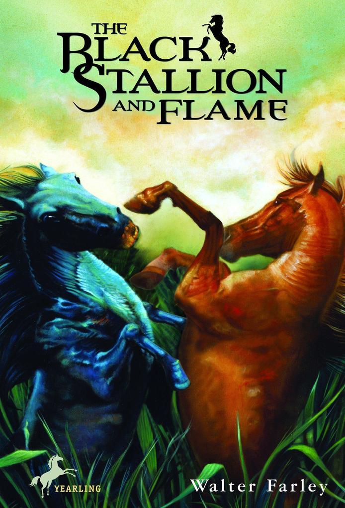The Black Stallion and Flame als Taschenbuch