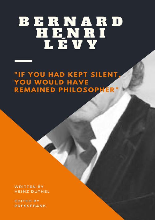 Bernard-Henri Lévy als eBook epub