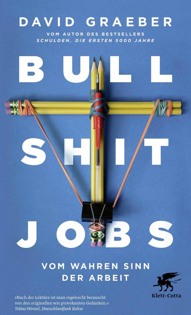 Bullshit Jobs als eBook epub
