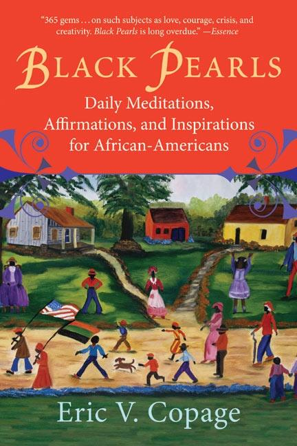 Black Pearls: Daily Meditations, Affirmations, and Inspirations for African-Americans als Taschenbuch