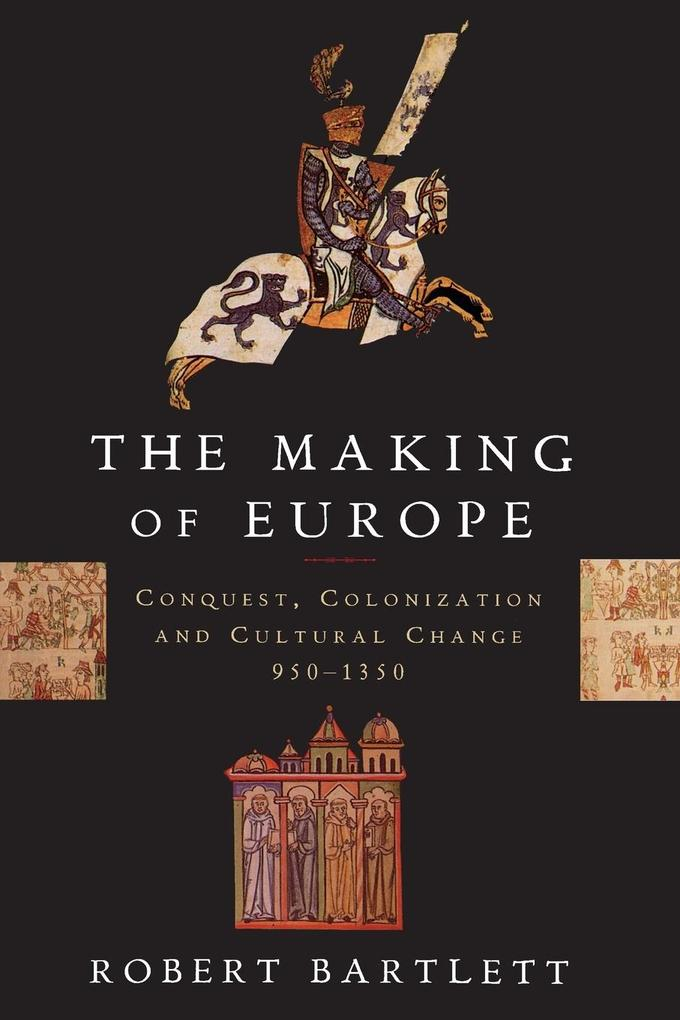 The Making of Europe als Buch (kartoniert)