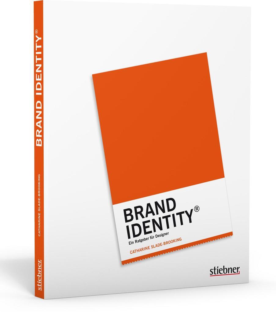 Brand Identity als Buch (kartoniert)