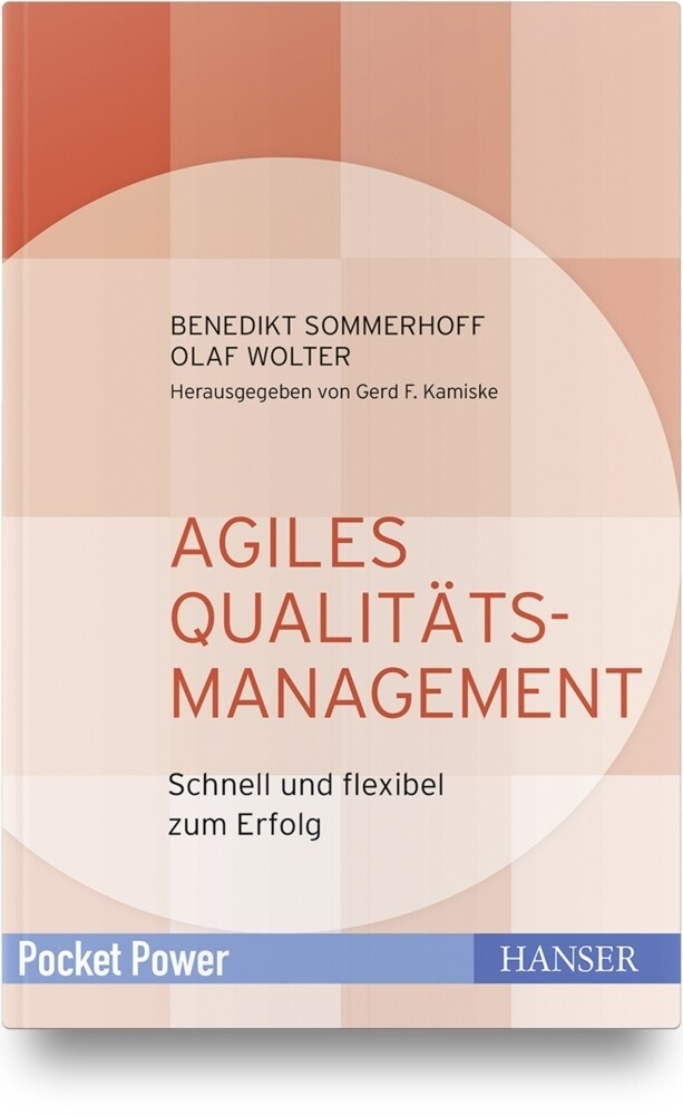 Agiles Qualitätsmanagement als Buch (kartoniert)