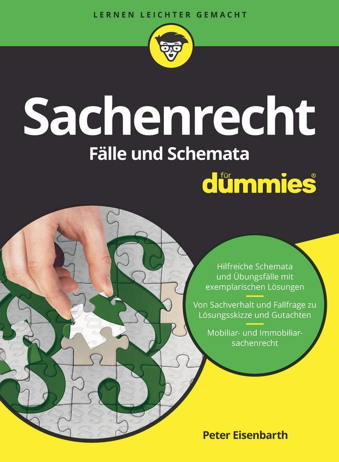 Sachenrecht Fälle und Schemata für Dummies als eBook epub