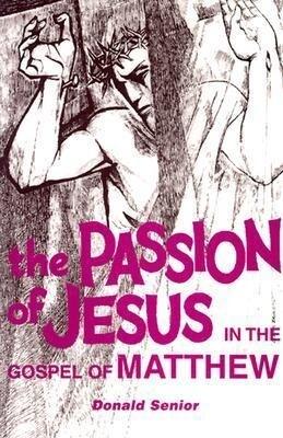 Passion of Jesus in the Gospel of Matthew als Taschenbuch