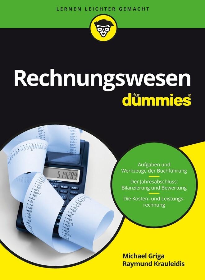 Rechnungswesen für Dummies als eBook epub