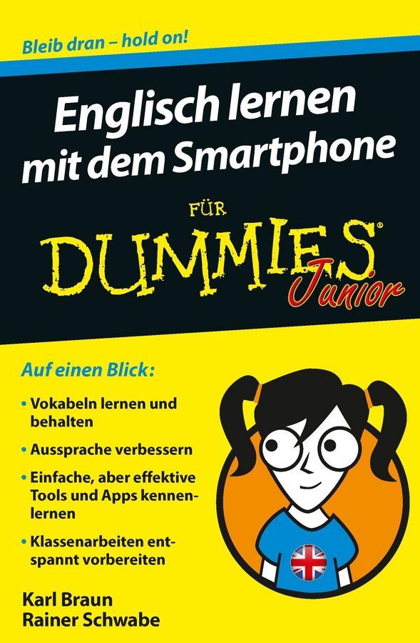 Englisch lernen mit dem Smartphone für Dummies Junior als eBook epub