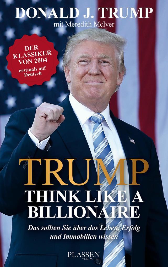 Trump: Think like a Billionaire als eBook epub