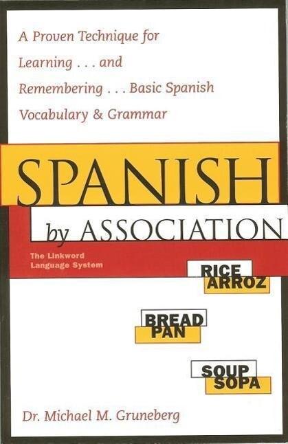 Spanish by Association als Taschenbuch