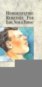 Homoeopathic Remedies For Ears, Nose & Throat als Taschenbuch