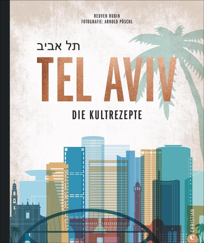 Tel Aviv als Buch (gebunden)