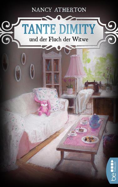 Tante Dimity und der Fluch der Witwe als Taschenbuch